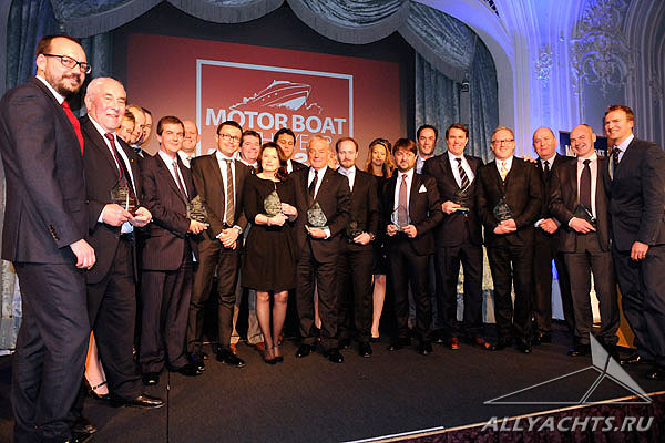 Motor Boat of the Year Awards 2013